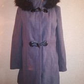 George Пальто с капюшоном. Размер 50