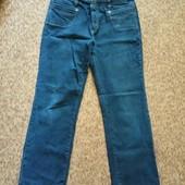 джинсы с высокой посадкой(есть замеры)