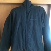 Куртка. деми, внутри флис, размер L. Schoffel.