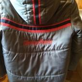 Куртка зимняя на подростка