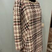 Платье из букле в стиле шанель