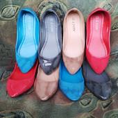 Летние балетки Lion 4 цвета размеры 36, 39