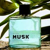 Avon Musk Fresh - свіжий аромат для чоловіків
