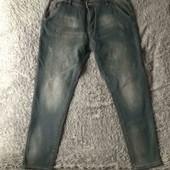 Новенькі джинси зимовий варіант з флісом