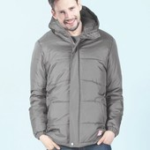 Парка куртка мужская с капюшоном зимняя большой размер 58/60