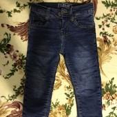 Зимние джинсы на махре