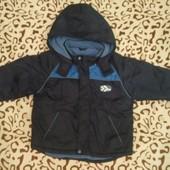 Куртка 3-5 лет