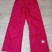 Термо штаны на девочку,фирмы Crivit,на рост 134-140