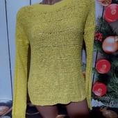 Вау! Класснючий свитерок размер S