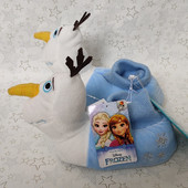 Класнючие тапки Disney Frozen размер 26/27 Германия