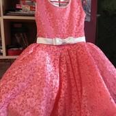 Шикарное платье для Вашей принцессы!