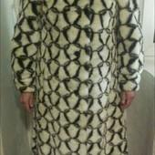 Новое Пальто Шуба из искусственного меха
