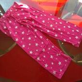 Cubus 5-6 л 110-116 см штаны пижамные девочке хлопок как новые