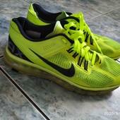Крутые кислотные кросы Nike Air Max
