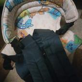 Рюкзак Кенгурушка для вашего малыша .