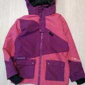 Лыжная мембранная курточка ski indastries в идеальном состоянии на 158-164 см.