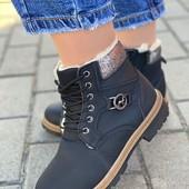 Останні розміри 36,38,39 теплі, зимові черевички на кожен день.