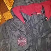 Зимова утеплена курточка.Нова!!!