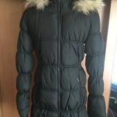 Куртка, еврозима, мех натуральный, размер 164 см, Outburst. состояние отличное