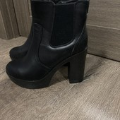 Ботинки Деми , р 38