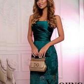 Шикарное элегантное платье на Новый год! Состояние нового