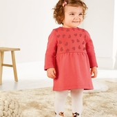 Платье утепленное lupilu на девочку 1-2 года. замеры.