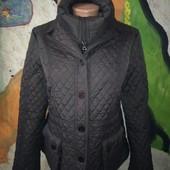 Стильная деми стеганная куртка тсм tchibo (city jungle)