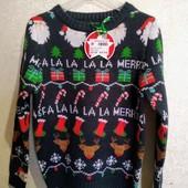Новый фирменный свитер Star Clothing, импорт Англия рост 116-122 см