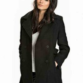 Неймовірне фірмове шерстяне пальто від  Vila Clothes