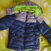 Курточка Еврозима Cool для мальчика.