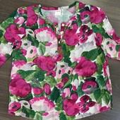 Безумно красивая блуза, нежная ткань Gymboree размер 8