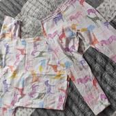 Next пижама домашняя одежда р 122-128 7-8 лет