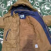 Куртка -зима Дуже тепла)