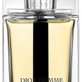 Dior Homme остаток из 100 мл