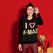 Успей купить!Женский рождественский свитер Esmara размер на выбор!