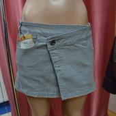 Джинсовая юбка, итальянского бренда Zuiki. Оригинал!