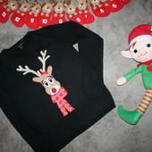 Новогодний свитер Esmara на р-р 6-8