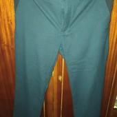 Брюки мужские плотные чиносы тёмно-синего цвета