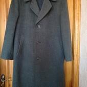 Мужское ратиновое пальто50- 52размер