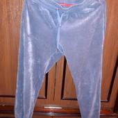 Велюрові штани M-L