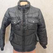 Теплая курточка на 9-11лет