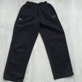 Спортивные штаны на 6-8лет