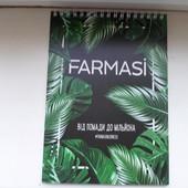 Блокнот от Farmasi !!!
