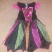 Новогоднее платье костюм Звездочки. На2 -3года