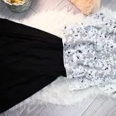 Качество! Эксклюзивное комбинированное платье от французского бренда Koko, новое состояние