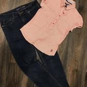 Джинси Denim Co розмір 10 або 38 євро І рубашка