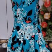 Вау! Невероятно красивое платье George размер 52