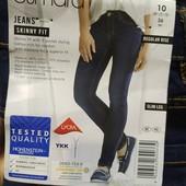 L86.стильные джинсы Skinny Fit , от Esmara.