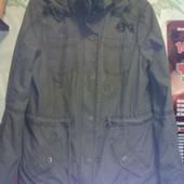 Куртка-ветровка демисезонная на L