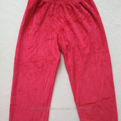 Отличные фирменные велюровые детские штаны от Lupilu Новые